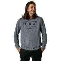 Fox Racing Men's Badger Long Sleeve Tech Tee