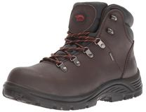 Avenger 7225 Leather, Waterproof Slip Resistant EH Safety Toe Hiking Shoe