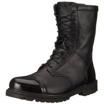 "Rocky FQ0002095 Men's 10"" 200G Boot Medium 7 Duty Boots Black"