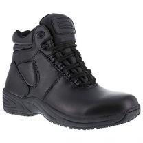 "Grabbers Women's Fastener Soft Toe 6"" Sport Boot, Black"