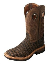 Twisted X Men?s Alloy Toe Lite Western Boots - Casual Boots for Men