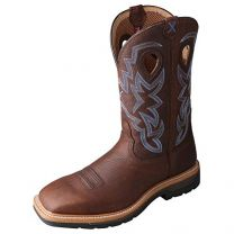 Twisted X Men's Steel Toe Western Work Boot