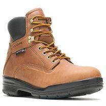 "WOLVERINE Men's DuraShocks Sr 6"" St Wp Construction Boot"