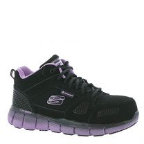 Skechers Work Telfin Chedi ESD Alloy Toe Womens Sneakers