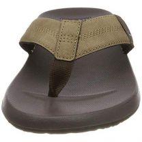 Reef Mens Sandals Phantom   Flip Flops for Men with Cushion Bounce Footbed   Waterproof