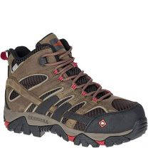 Merrell Moab 2 Vent Mid Waterproof Comp Toe Work Boot Women's