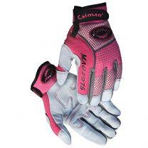 Caiman Multi-Activity/Mechanic Gloves Women's Goat Grain
