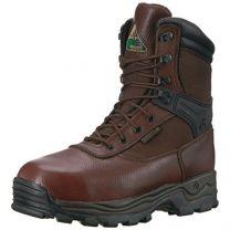 "Rocky FQ0006486 Men's 9"" WP ST BOOT D WIDTH 8 Work Boots"