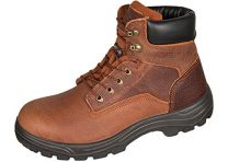 WorkZone Men's 6 Inch Insulated Steel Toe Work Boot, Style: S651