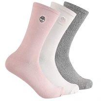 Timberland womens 3-pack Super Soft Crew Length Socks