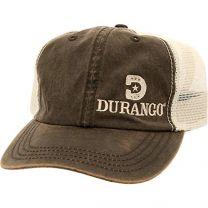Durango Oiled Brown Ballcap Size one_Size(BRN)