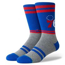 Stance Men's City Gym Sixers Crew Sock